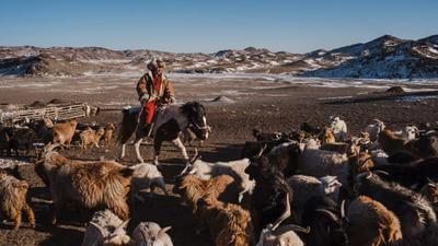 Rio Tinto, NASA and Mongolian goats: a most unlikely fashion story